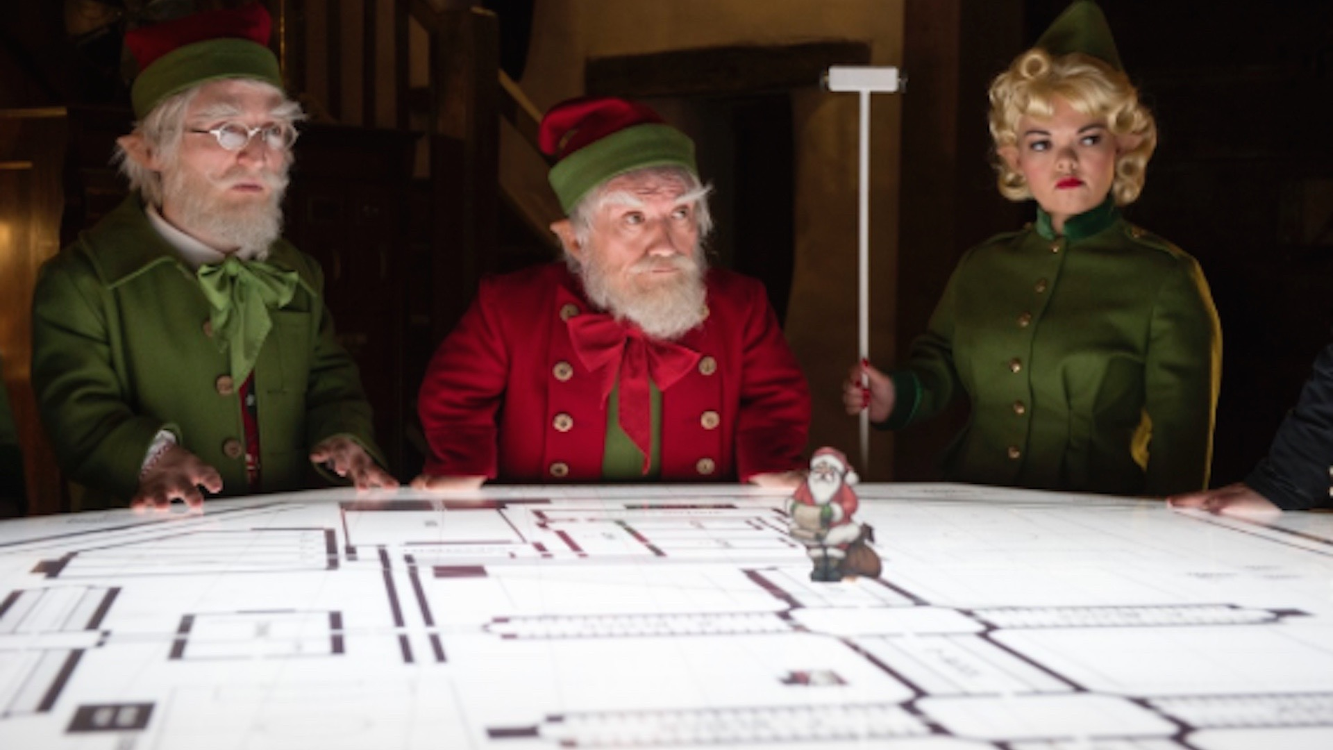 GET SANTA ELF OPERATIONS ROOM MAP DETAIL