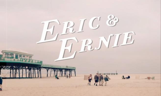Eric & Ernie : VICTORIA WOOD