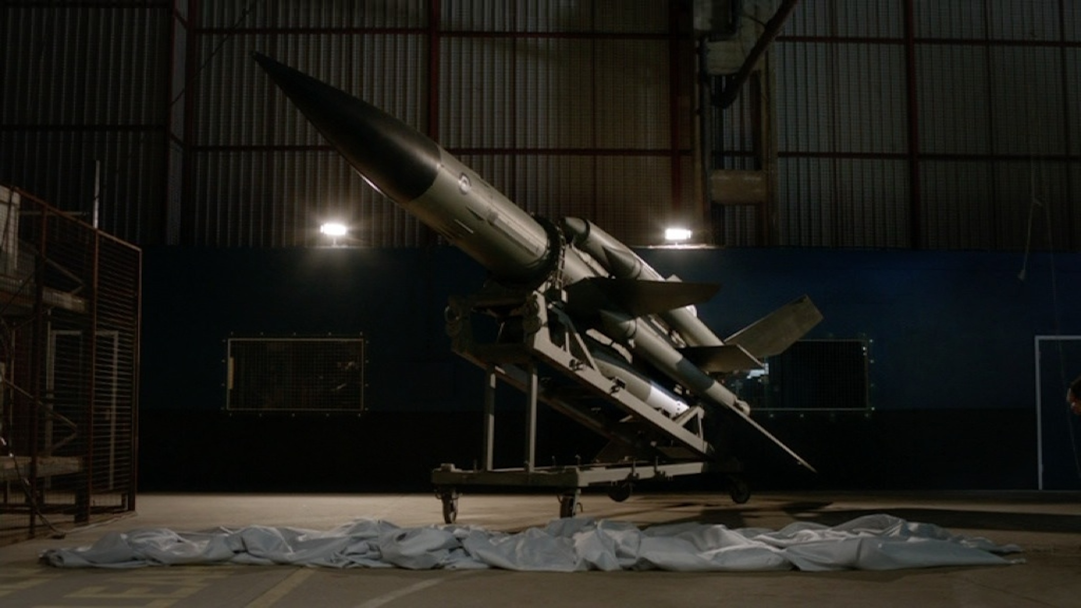 ENDEAVOUR SERIES ONE : ROCKET FACTORY