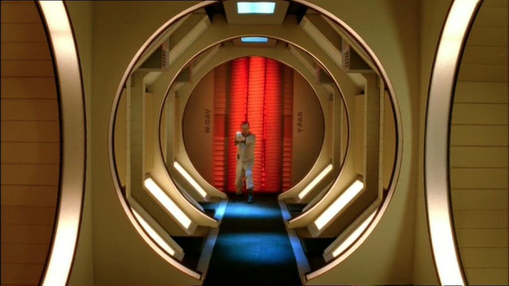 HYPERDRIVE : SPACESHIP CORRIDOR