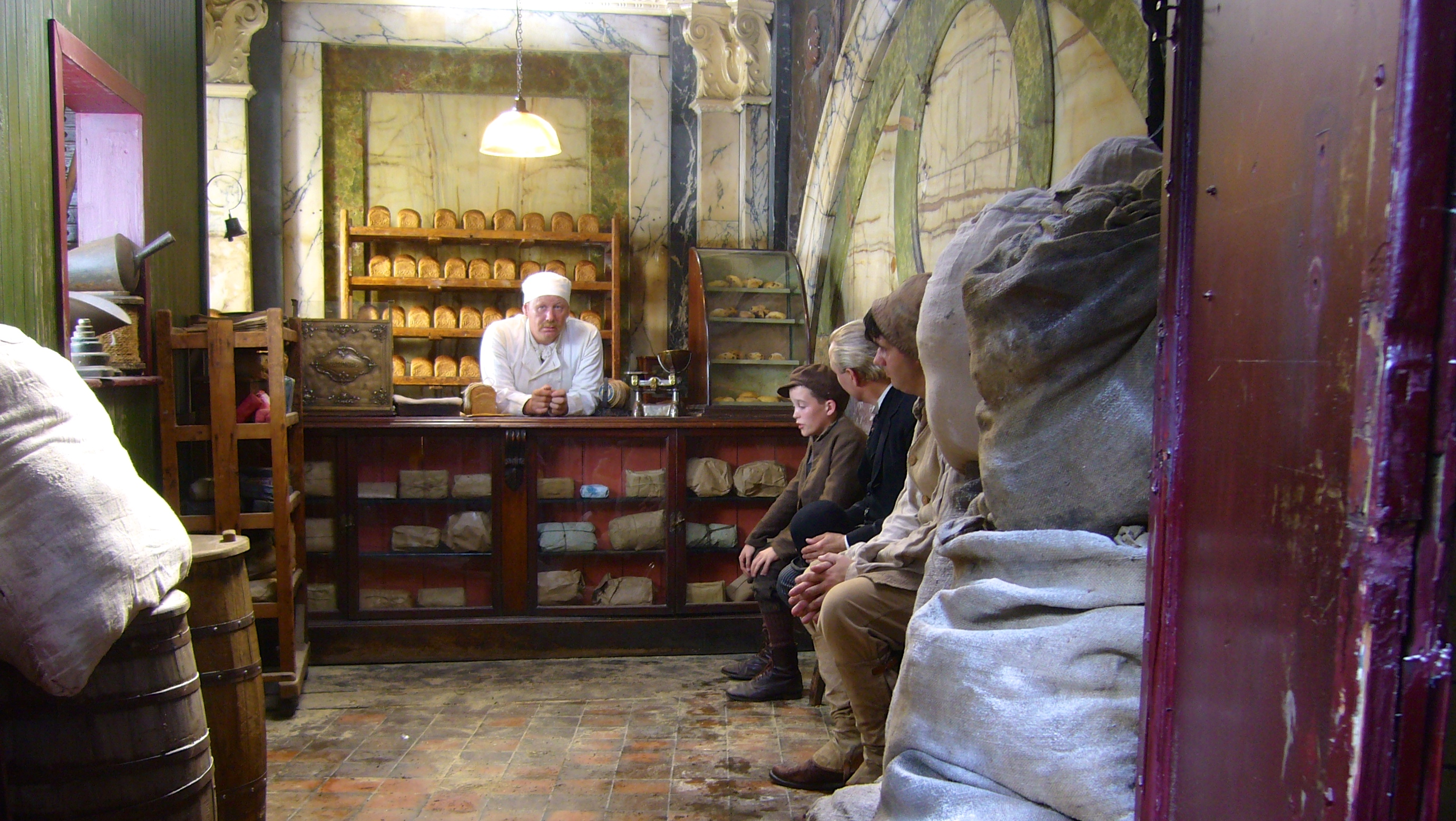 HOVIS COMMERCIAL : VICTORIAN BAKERY